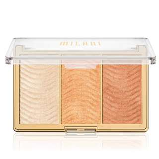 [INSTOCK] Milani Stellar Lights Highlighter Palette (03 Rose Glow)