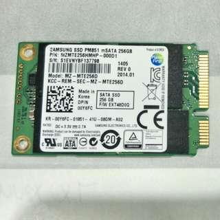 Used Samsung 256GB msata