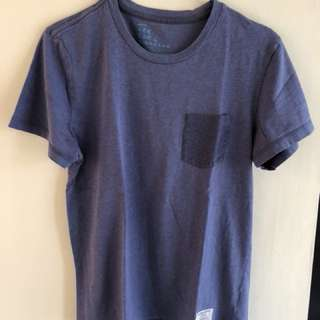 Giordano T-Shirt with Pocket