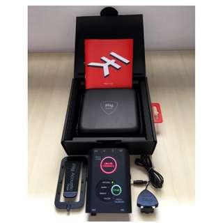 IK Multimedia iRig Acoustic Stage Digital Microphone System Pristine In Box! Taylor Martin