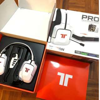 TRITTON PRO+ 真實5.1聲道 SURROUND Gaming Headset 電競 耳機