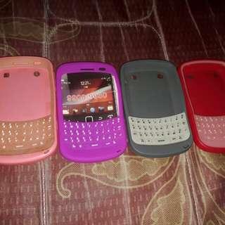 Jual Softcase Blackberry Dakota