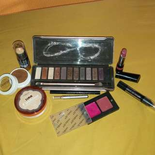 Authentic Bundle #2 make up