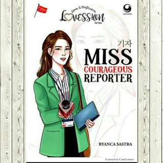 ebook ~ Miss courageous reporter