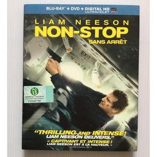 Non-Stop Blu Ray + DVD