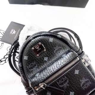 MCM X-Mini Backpack Original Authentic