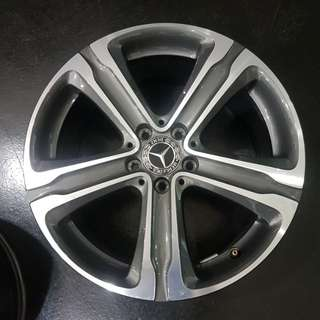 "18"" mercedes benz rims"