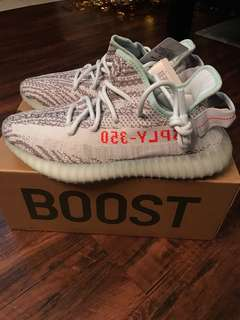 BRAND NEW Yeezy Boost 350 Blue Tint