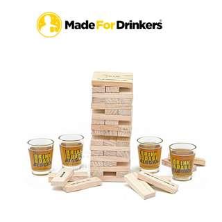 Drunken Tower - Most Popular Drinking Game