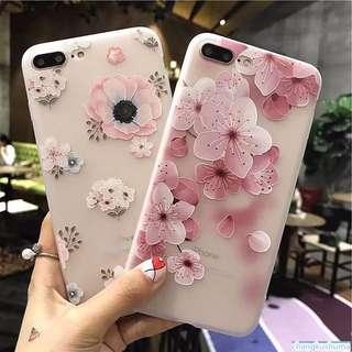 韓國新款軟胶機殼 iPhone 5 to iPhone X都有size