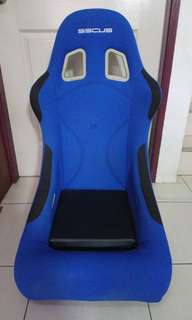 Full bucket seat sscus