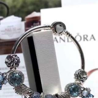 Pandora 95%new 手鍊