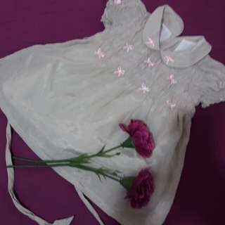 Baby dress (Lovely Lace)