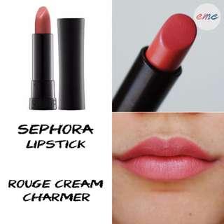 BN Sephora Rouge Cream Lipstick - Charmer R19
