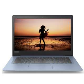 Lenovo Ideapad 120s-11IAP 81A4004CMJ 11.6 Inch Laptop Denim Blue ( N3350, 4GB, 500GB, Integrated, W10H )