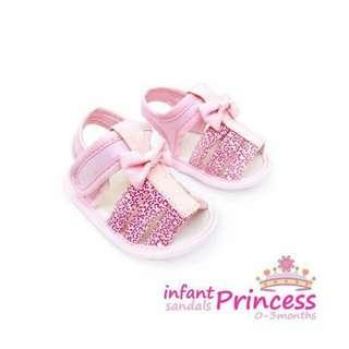 Infant Girls Princess Sandals