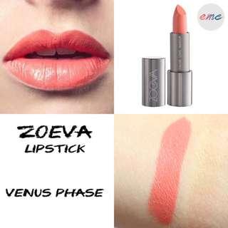 BN Zoeva Luxe Cream Lipstick - Venus Phase Coral Peach