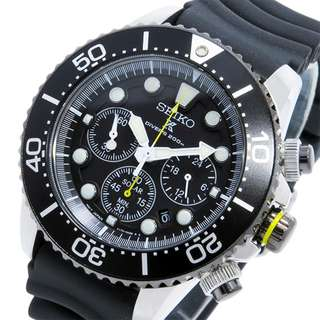 全新精工SEIKO太陽能手錶 男女可帶