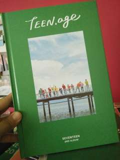 Seventeen Teen.Age Album