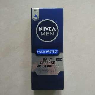 Nivea Men: Multi Protect Daily Defence Moisturiser