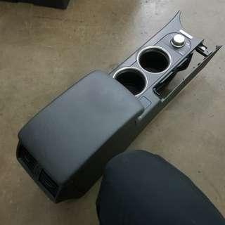 Subaru Legacy BP BL Centre Arm rest / Console w SI Drive