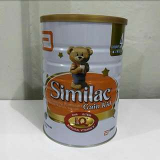 Similac Stage 4 1.8kg (Made In Singapore For Malaysia)