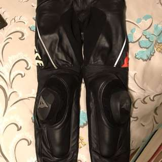 Dainese leather pants delta pro pelle size 52