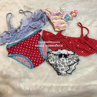 KIDS SWIMWEAR / SWIMSUITS 250 pcs
