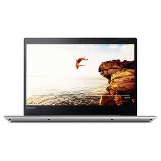 "Lenovo Ideapad 320s-14IKBR 81BN002XMJ 14"" FHD Laptop Grey (I5-8250U, 4GB, 1TB, GT920MX 2GB, W10)"