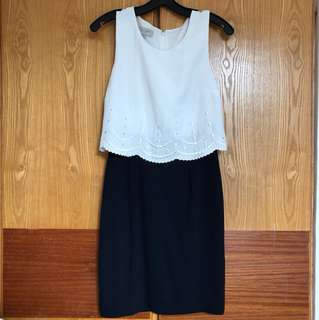 英國Hobbs tailored dress 女裝 斯文見工/返工裙 UK size6