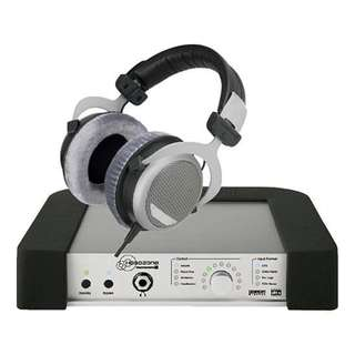 Beyerdynamic Headzone Home Surround Sound Headphone System
