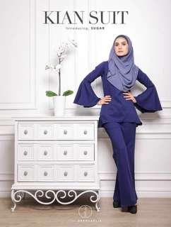 Preloved Kian Suit Size S
