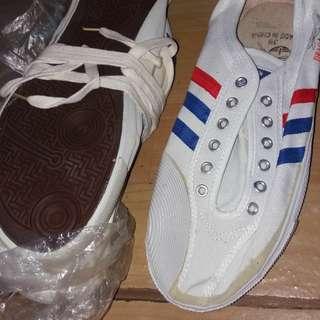 sepatu capung