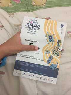 Java Jazz Festival 2018 - Friday