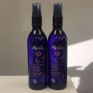 Melvita Rose Floral Water
