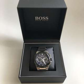 Hugo Boss watch authentic like new