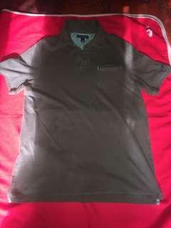 Banana Republic green polo shirt size medium