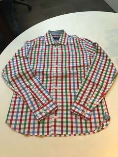 Boy long sleeve shirt