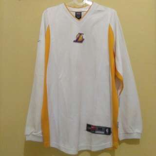 Kaos tshirt basket La Lakers ORI