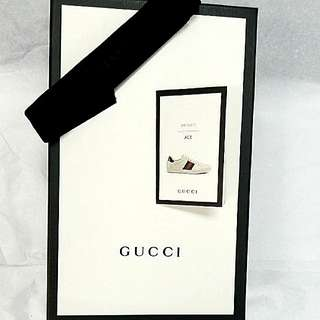 Gucci box with set size 34x22x12cm