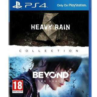 Beyond 2 Souls and Heavy Rain Collection