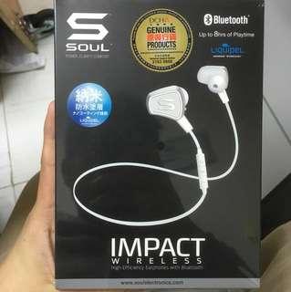 soul impact wireless 行貨