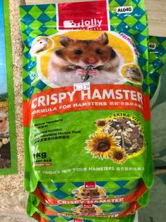 Jolly Crispy Hamster Food 1 kg