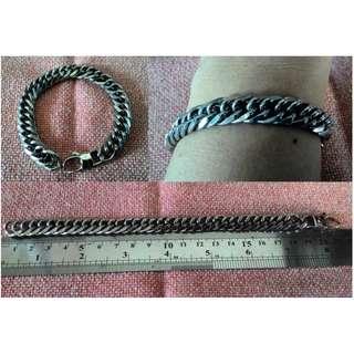 Gelang Chain Simple Stainless Steel