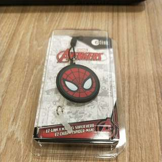 Spiderman Ezlink Charm ezcharm