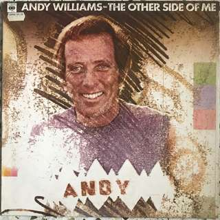 Andy Williams ‎– The Other Side Of Me LP