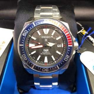 SEIKO PROSPEX SRPB99J1(機械自動錶)