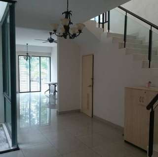 JB- Intermediate Superlink Terrace House for SALE