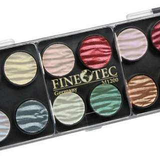 Finetec M1200 (Finetec GmbH made in Germany) 12 Pearl colors