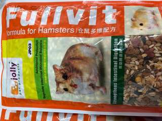 Jolly multi vitamin hamster food 800g
